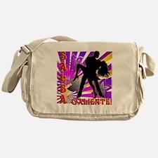 SALSA CALIENTE! Messenger Bag