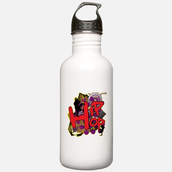 HIP HOP YO! Water Bottle