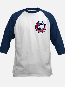 F-15 Eagle Kid's Baseball Jersey