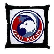F-15 Eagle Throw Pillow