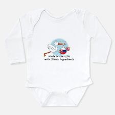 stork baby slov 2 Body Suit