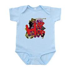 HIP HOP YO Infant Bodysuit