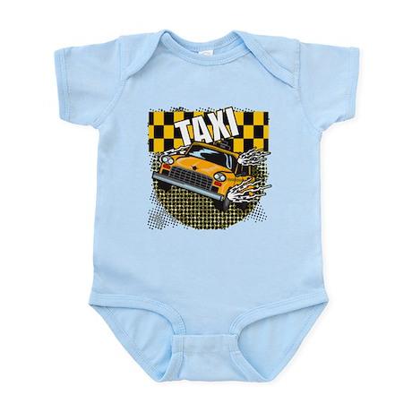 TAXI-LIGHT-TEE-DESIGN.png Infant Bodysuit