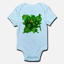 RADIOACTIVE.png Infant Bodysuit