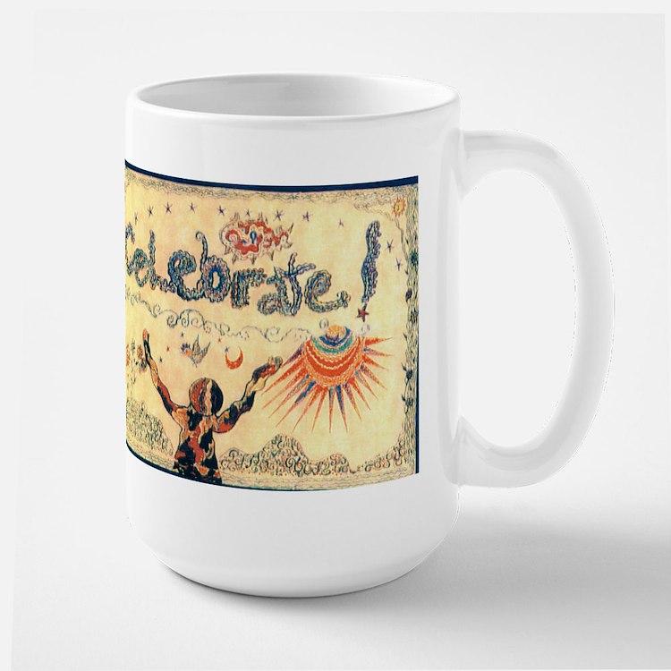 Celebrate! Large Mug