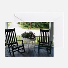 ROCKING CHAIRS™ Greeting Card