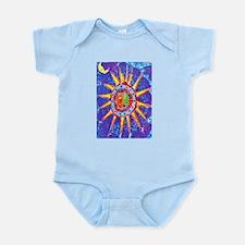 Hands Around the World Infant Bodysuit