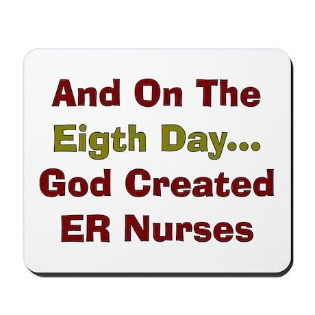 ER Nurses eigth Day.PNG Mousepad