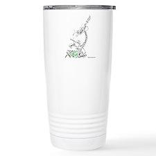 Scientific Method Microscope Travel Mug
