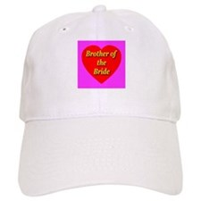 Brother of the Bride Baseball Cap
