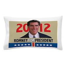 Mitt Romney 2012 Pillow Case