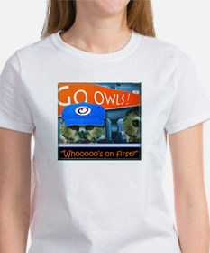 Whos on first Women's T-Shirt