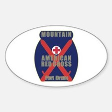 American Red Cross (ARC) Decal