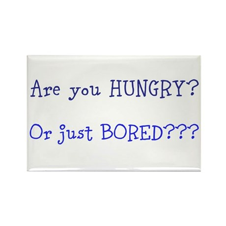 how to tell if your hungry or bored