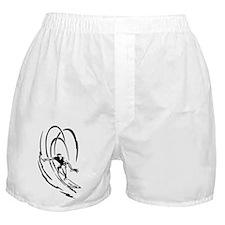 Cool Surfer Art Boxer Shorts
