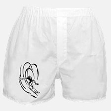 Cool Surfer Art Boxer Shorts