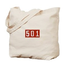 Pack 501 Patch Tote Bag