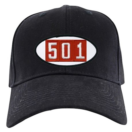 Pack 501 Patch Black Cap