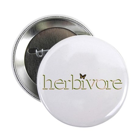 "Herbivore Butterfly 2.25"" Button (100 pack)"