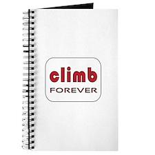 Climb Forever Journal