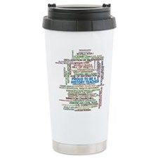 Proud History Teacher Travel Mug