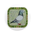 """Show Racer Portrait 3.5"""" Button (100 pack)"""