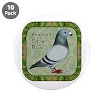 """Show Racer Portrait 3.5"""" Button (10 pack)"""