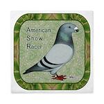 Show Racer Portrait Queen Duvet