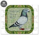 Show Racer Portrait Puzzle