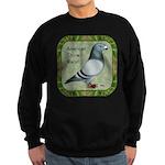 Show Racer Portrait Sweatshirt (dark)
