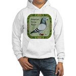 Show Racer Portrait Hooded Sweatshirt