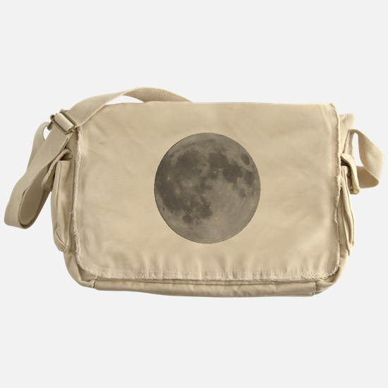 Full Moon Messenger Bag