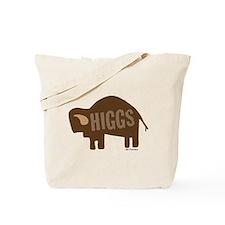 Higgs Bison Tote Bag