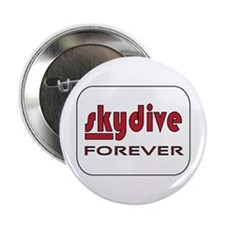 """Skydive Forever 2.25"""" Button"""