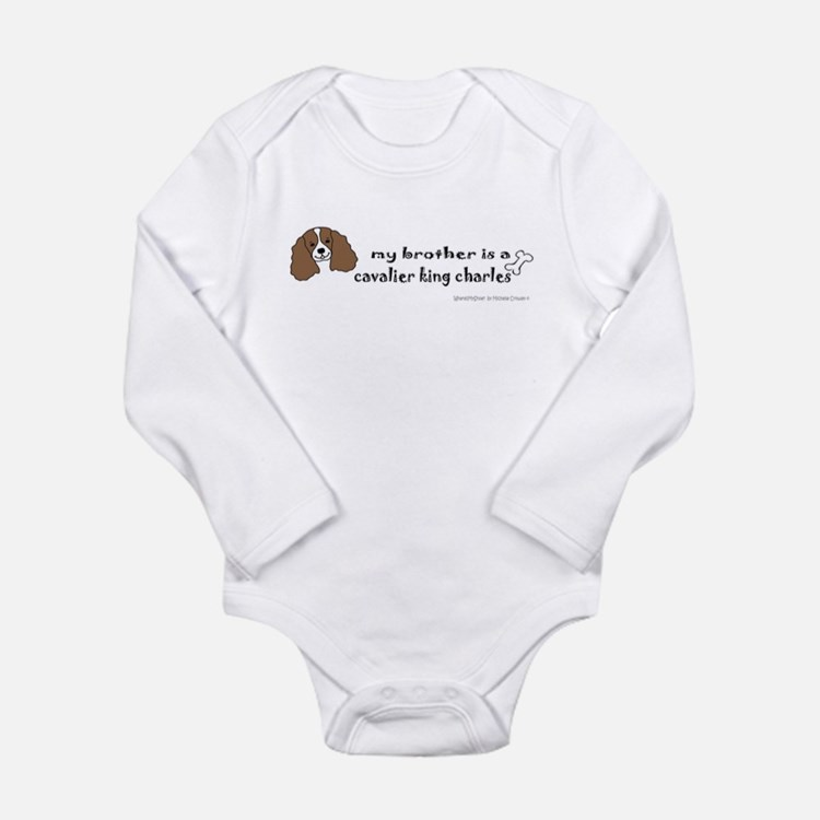 CavalierTanBrother Body Suit