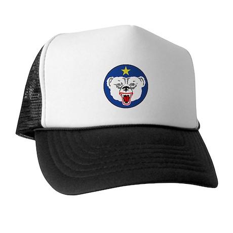 U.S. Army Alaska (USARAK) Trucker Hat