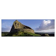 Scotland, Isle of Lewis, Dun Carloway Poster