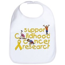 Support Childhood Cancer Research Bib