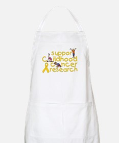 Support Childhood Cancer Research Apron