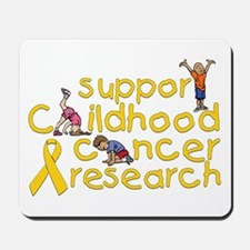 Support Childhood Cancer Research Mousepad