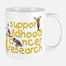 Support Childhood Cancer Research Mug