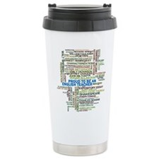Proud English Teacher Travel Mug