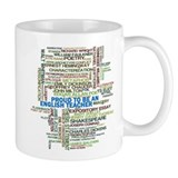 English teacher Small Mugs (11 oz)
