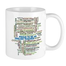 Proud English Teacher Mug