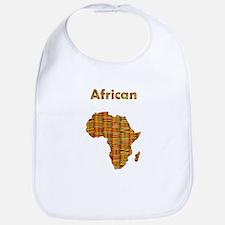 African Kente Bib