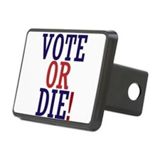 VOTE OR DIE Hitch Cover