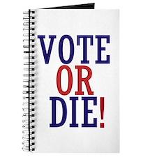 VOTE OR DIE Journal
