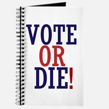VOTE OR DIE Journal