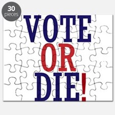 VOTE OR DIE Puzzle