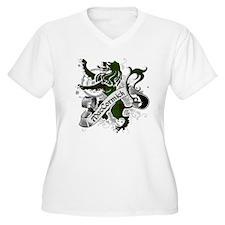MacCormick Tartan Lion T-Shirt